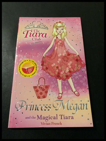 Princess Megan and the Magical Tiara by Vivian French (Paperback, 2007) Brand New Book