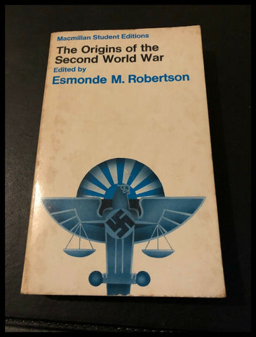 The Origins of the 2nd World War by Esmonde M Robertson (Paperback) 1971