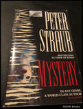 Mystery by Peter Straub (Paperback, 1990)