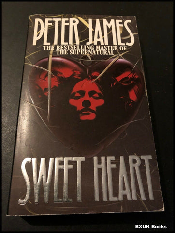 Sweet Heart by Peter James (Paperback, 1991)