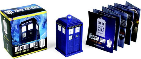 Doctor Who: TARDIS Kit - By Running Press