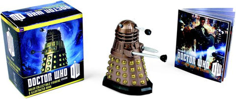 Doctor Who: Dalek Kit - By Running Press