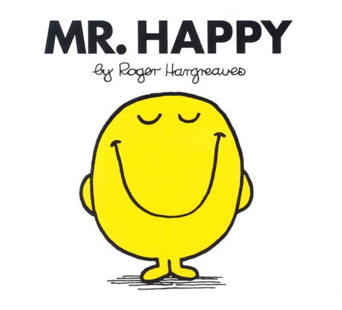 Mr. Happy (Mr. Men Library) Paperback - Used