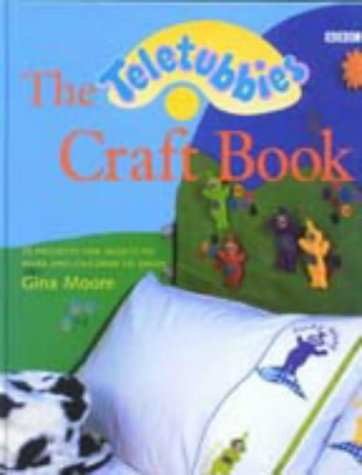 Teletubbies - The Craft Book - Paperback – 27 May 2004 (Used/ Read)