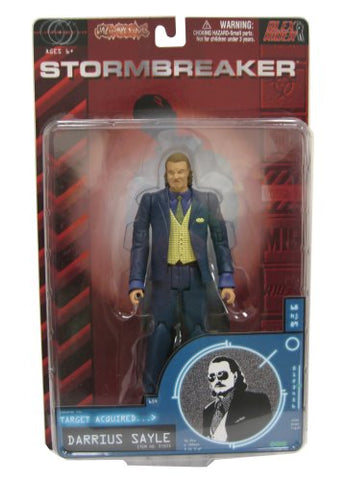 Stormbreaker Darrius Sayle Action Figure - New Sealed