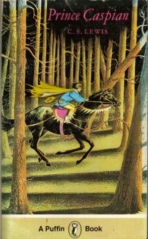 Prince Caspian (Puffin Books) Paperback by C. S. Lewis
