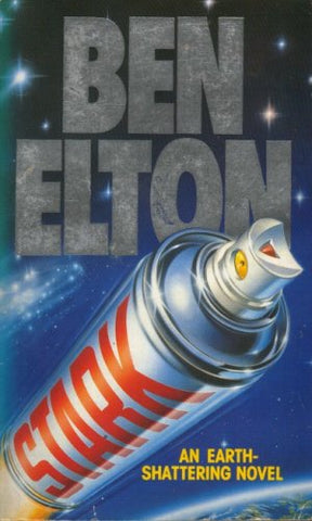 Stark Paperback – 1 Jan 1989 by Ben Elton (Used)