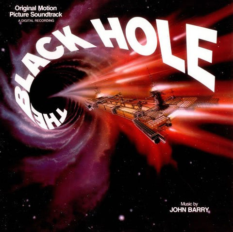 ORIGINAL SOUNDTRACK / BLACK HOLE Import Vinyl LP 1980