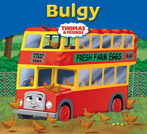 Bulgy (Thomas the Tank Engine) Paperback by Rev. Wilbert Vere Awdry (Used)