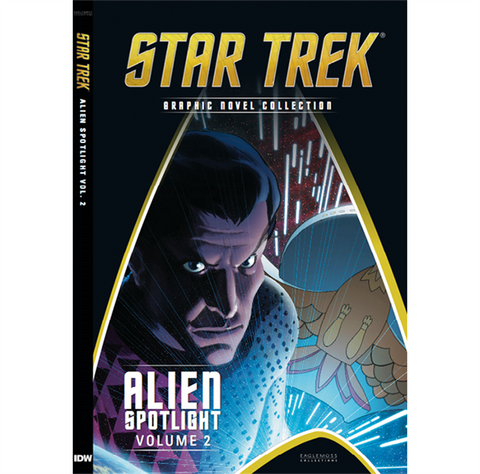 Star Trek: Alien Spotlight Book (Part 2) Special Edition Issue 5 (IDW)