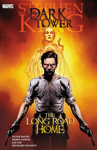 The Dark Tower - The Long Road Home (Hardback) Stephen King - Marvel - New