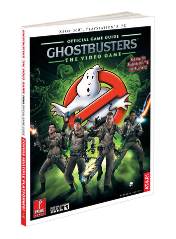 Ghostbusters: Official Game Guide Paperback – 16 Jun 2009 by Fernando Bueno (Used)