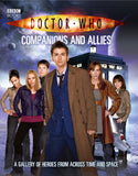 Doctor Who: Companions And Allies Paperback by Steve Tribe (Used/Read)