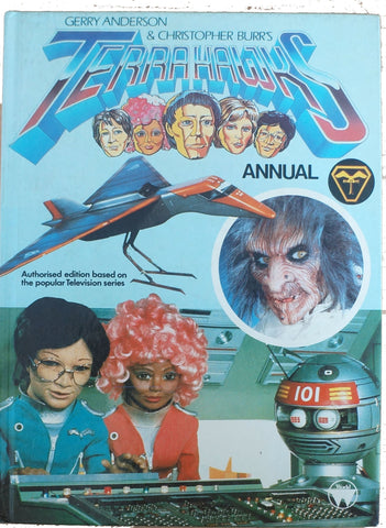 Terrahawks Annual 1984 Hardcover – 1984 (Vintage Used)