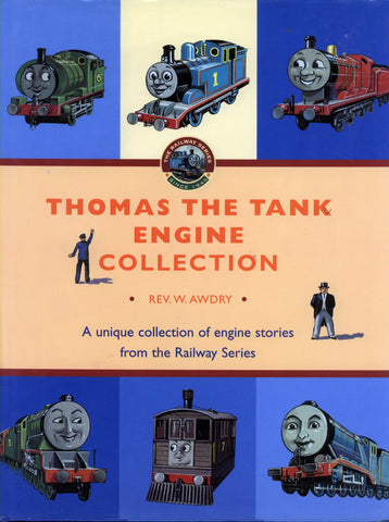 Thomas' Railway Collection Hardcover – 24 Sep 1998 by W. Awdry