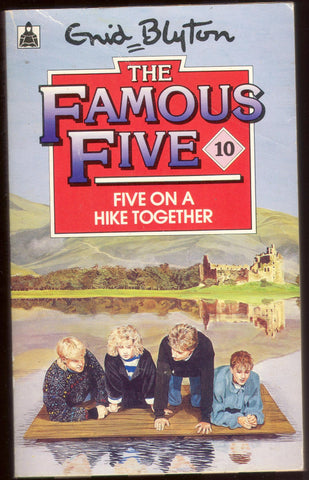 Five on a Hike Together Paperback by Enid Blyton