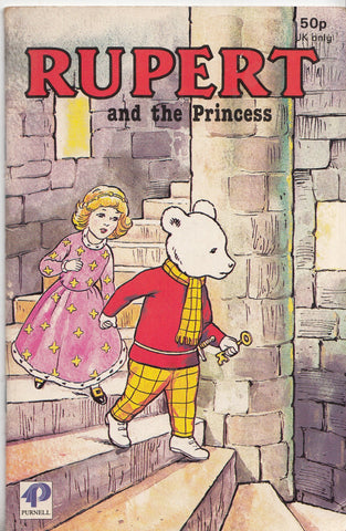 Rupert, the knight and the lady Paperback – 1 Jan 1985 - Used