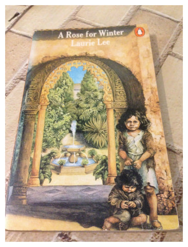 A Rose For Winter By Laurie Lee (Penguin Paperback Book 1963)