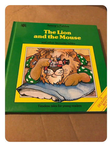Aesops's Fables : The Lion & the Mouse & Other Favourite Fables (1986)