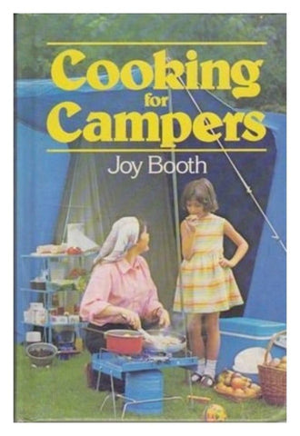 Cooking for Campers – 27 Apr 1979 - Board-back Book
