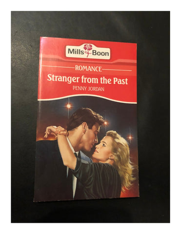 Miils & Boon: Stranger from the Past by Penny Jordan (Paperback 1992)