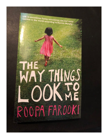 The Way Things Look to Me by Roopa Farooki (Paperback 2009) Brand New