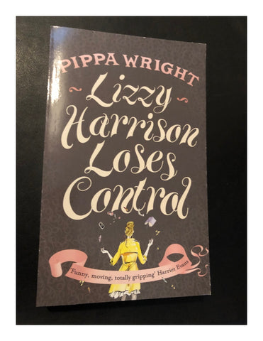 Lizzy Harrison Loses Control by Pippa Wright (Paperback 2011) Brand New