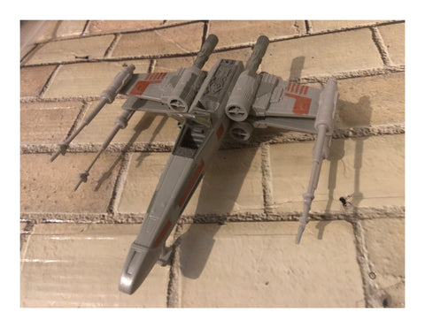 Action Fleet Star Wars X Wing - Galoob 1995 - Used