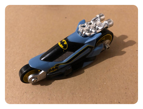 Hot Wheels Batman K9101 Thunder Cycle