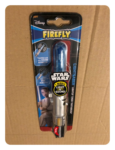Star Wars Firefly Lightsaber Light Up Toothbrush