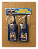Power Rangers Walkie Talkie Set (Plastic Pretend Play Version) New
