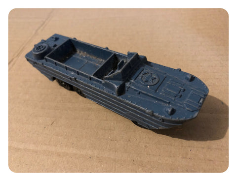 Dinky Toys: DUKW Amphibian Toy