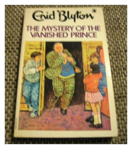 The Mystery of the Vanished Prince by Enid Blyton (Paperback, 1968)