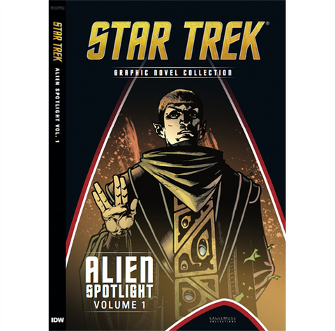Star Trek: Alien Spotlight Book (Part 1) Special Edition Issue 4 (IDW)