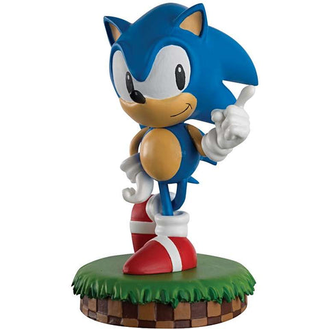 Sonic The Hedgehog Classic Figurine ISSUE #1