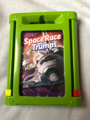 Space Race Trumps (Card Game) Brand New