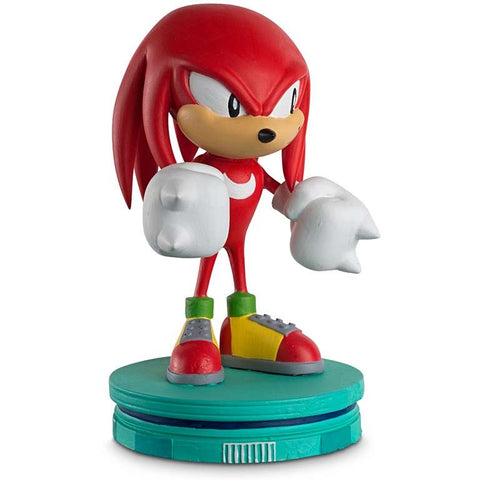 Knuckles Sonic the Hedgehog Classic Figurine #ISSUE 4