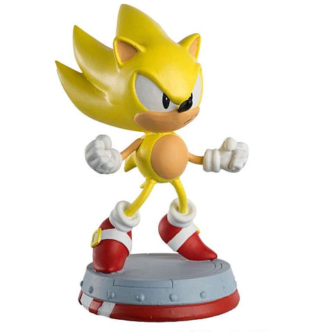 Super Sonic the Hedgehog Classic Figurine #Issue 5