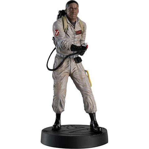 Ghostbusters the Official Figurine Collection: Issue 4 Winston Zeddemore Figurine
