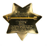 Rick Grimes Sheriff's Badge Prop Replica 1.1 Scale