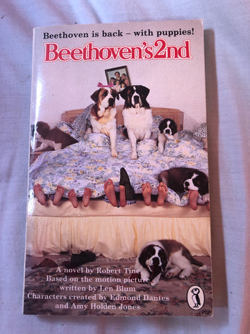 Beethoven's 2nd by Robert Tine (Paperback 1993)