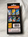 Magnetic Travel Game: Backgammon - New