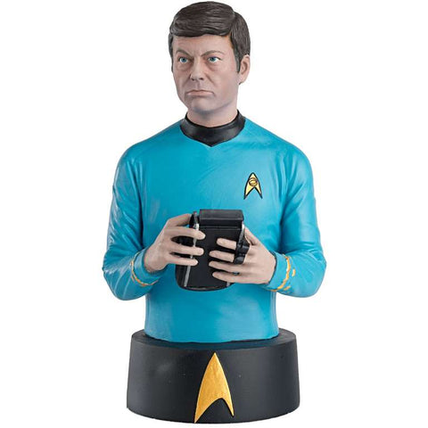 Star Trek Leonard McCoy Bust - ISSUE 12 (UK PRE ORDER) Shipping AUGUST 2020