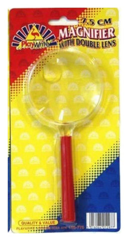 Toy Magnifying Lens - Ideal Teaching Toy - By Playwrite Toys - New Sealed