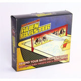 Alien Blaster Shooting Bath Game - Bathroom Game by Paladone - New
