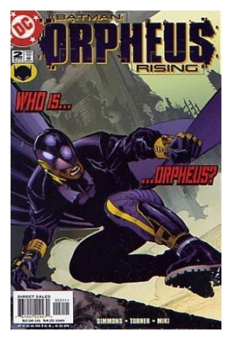 Batman: Orpheus Rising # 2 - Comic - 2001 DC Comics - Used