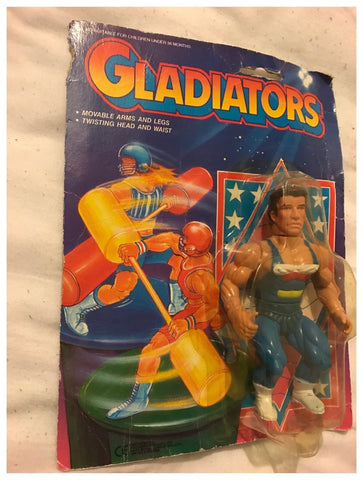 Gladiator Action Figure By Autumn Chase Ltd - Vintage 1980s - Sealed