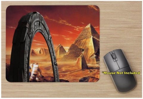Unofficial New Worlds - Stargate Inspired Standard Mouse Mat - New