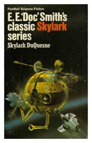 Skylark Duquesne by E. E. Doc Smith (Paperback, 1974) - Used