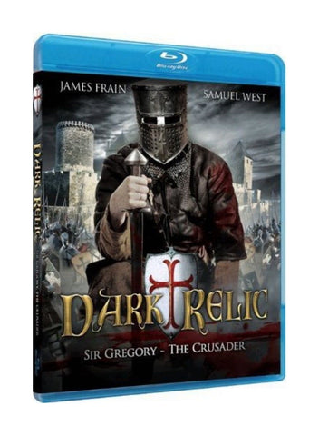 Dark Relic - Sir Gregory, The Crusader (Blu-ray, 2012) New